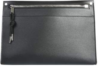 Christian Dior Document Holder Bag With Bee