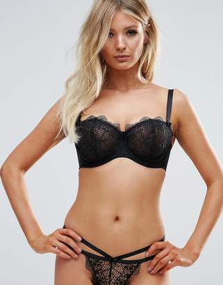 e373085a3d8f0 at ASOS · Asos Design FULLER BUST Valentina Corded Lace Underwire Bra  30DD-38HH