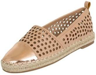 Dorothy Perkins Womens *London Rebel Champagne Espadrille Shoes