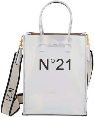 N°21 N 21 Tote bag with logo