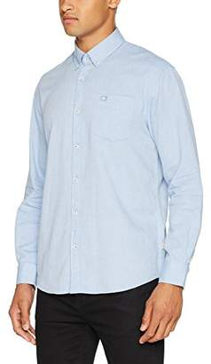 Cross Men's 35102 Casual Shirt, (Light Blue 071)