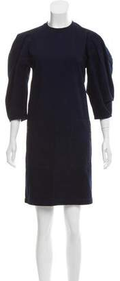 Lanvin Denim Knee-Length Dress