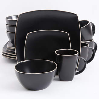 Mint Pantry Kendell 16 Piece Dinnerware Set, Service for 4
