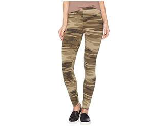 Alternative Printed Skinny Legging