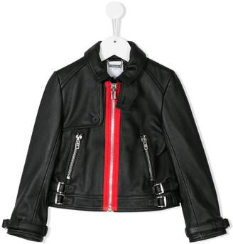 Givenchy Kids zipped jacket