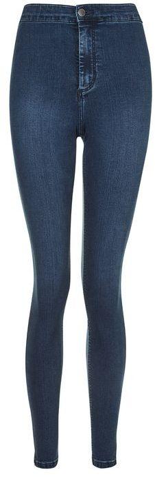 TopshopTopshop Moto true blue joni jeans
