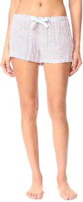 Calvin Klein Underwear Pajama Shorts $36 thestylecure.com