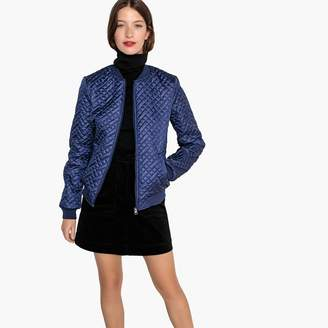 fe1f4646bf88 La Redoute COLLECTIONS Quilted Bomber Jacket