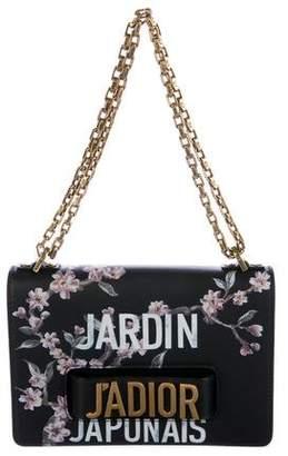 Christian Dior 2017 Jardin Japonais J'Adior Flap Bag