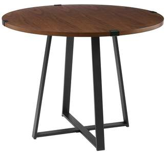Walker Edison 40 Round Dining Table