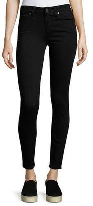 Paige Denim Verdugo Ankle Skinny Jeans, Black Shadow $179 thestylecure.com