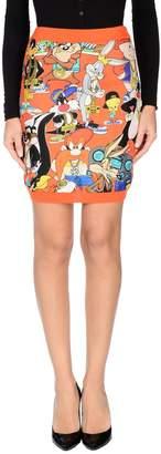 Moschino Knee length skirts - Item 35359571BT
