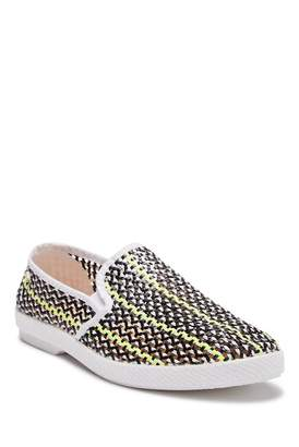 Rivieras LEISURE SHOES Lord Yellow Slip-On Shoe
