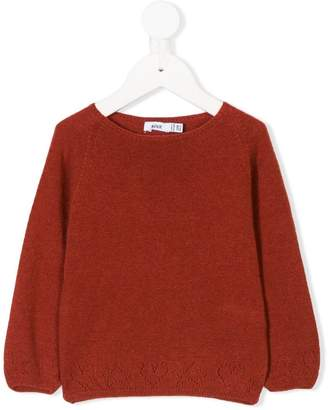 Tromso Knot knit sweater