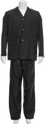 Tom Ford Silk Pajama Set w/ Tags