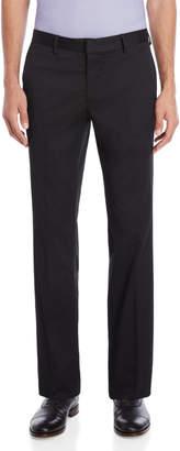 Tahari Slim Fit Flat Front Pants