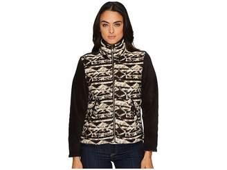 Woolrich Northglen Wool Fleece Jacket Women's Coat