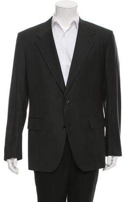 Valentino Wool Pinstripe Blazer w/ Tags