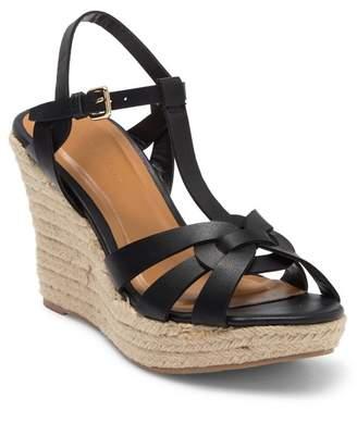 Wild Diva Lounge Maegan Espadrille Wedge Sandal