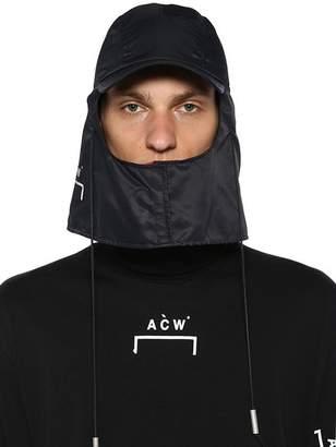 A-Cold-Wall* Logo Detail Nylon Desert Hat