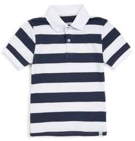 Sovereign Code Boy's Stripe Polo