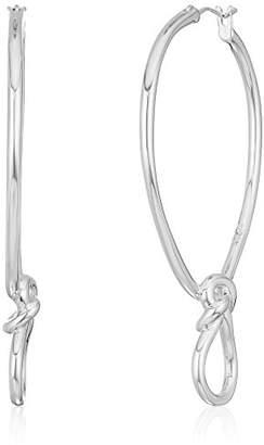 Noir Loop Earrings