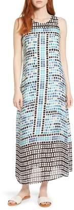 Nic+Zoe Color Wave Maxi Dress (Regular & Petite)