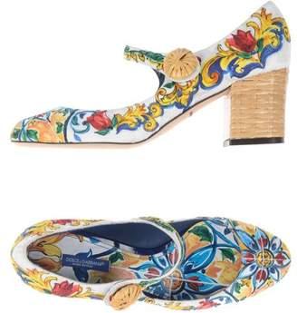 Dolce & Gabbana (ドルチェ & ガッバーナ) - ドルチェ & ガッバーナ パンプス