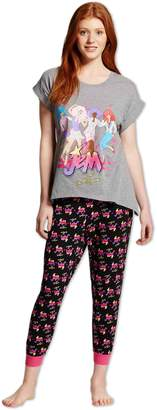 Briefly Stated Jem And The Holgrams Ladies Pajama for women (Small)