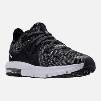 Nike Boys' Preschool Sequent 3 Running Shoes