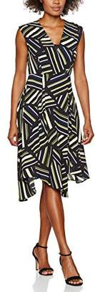 Precis Petite Precis Women's Lola Stripe Dress,6