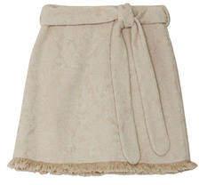 MURUA (ムルーア) - Rug flower Mini スカート