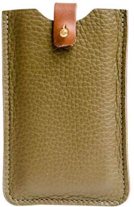 N'Damus London - iPhone Sleeve Olive