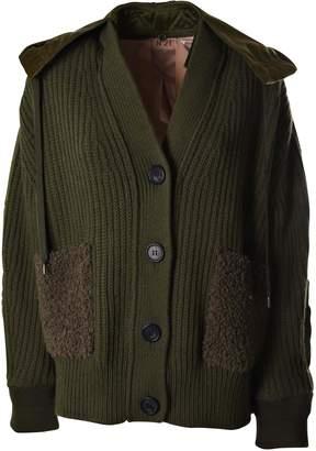 N°21 N.21 Chunky Knit Jacket