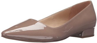 Franco Sarto Women's L-Saletha Pointed Toe Flat $39.37 thestylecure.com