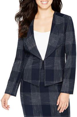 CHELSEA ROSE Chelsea Rose Long Sleeve Suit Jacket