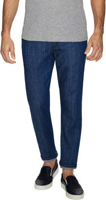 Naked & Famous Denim Men's Weird Guy Low-Rise Tapered Jeans