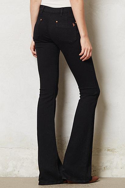 MiH Jeans Marrakesh Skinny Kick Flare Jeans
