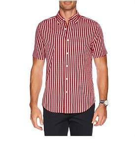 Nautica Ss Gingham Shirt