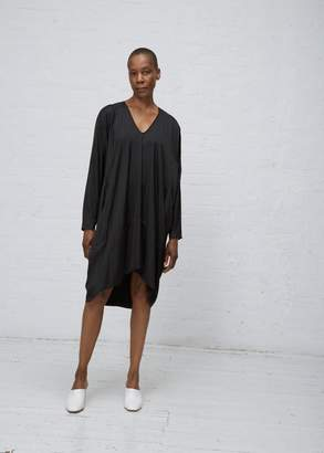 Zero Maria Cornejo Long Sleeve Tasi Dress