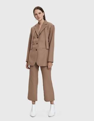 Aalto Cropped Suit Trouser