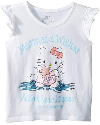 O'Neill Kids Mermaid Wishes Tank Top Girl's Clothing