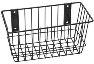 Rack'Em Racks Rack'Em 9081-B Mount Anywhere Black Wire Basket
