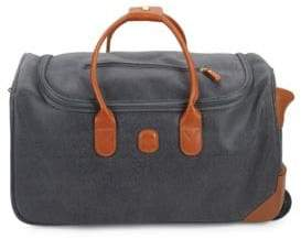 "Bric's 21"" Rolling Duffel Bag"