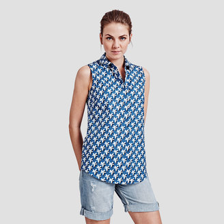 Holly Print Shirt $195 thestylecure.com