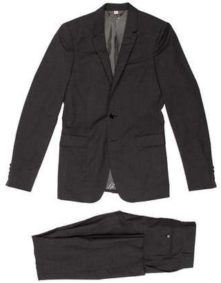 Burberry Two-Piece Wool Suit