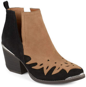 Journee Collection Dotson Womens Bootie