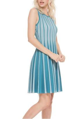 Adore Flare Reversible Dress