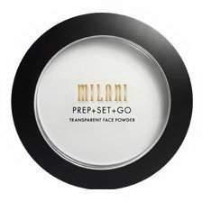 Milani Transparent Face Powder - 01 Prep + Set + Go (Pack of 6)