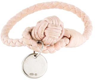 Bottega VenetaBottega Veneta Intrecciato Wrap Bracelet